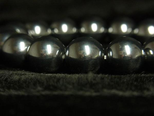 テラヘルツ鉱石ブレスレット 大玉16ミリ パワーストーン数珠_画像6