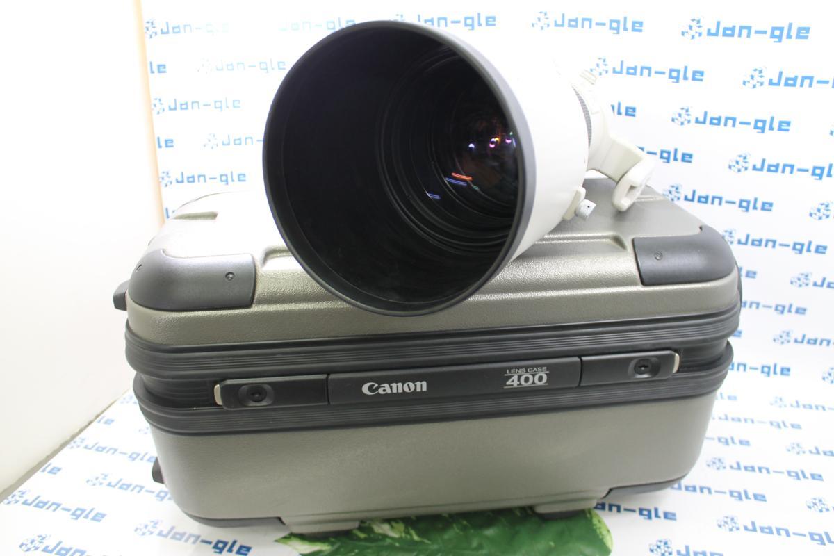 ◆Canon デジタル一眼レフカメラ用単焦点レンズ EF400mm F2.8L IS USM キヤノンEFマウ