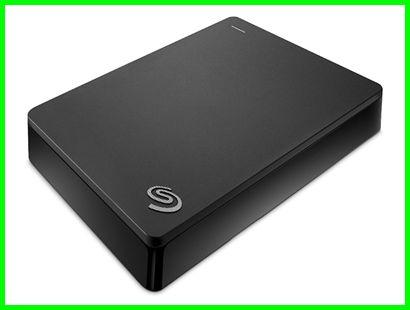 ■新品 Seagate USB3.0 外付けHDD 4TB かんたんバックアップソフト付き 送料590~