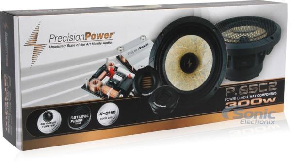 ■USA Audio■最新傑作Precision PowerプレシジョンパワーP.65C2, 16.5cm Max.300W●保証付●税込_画像10