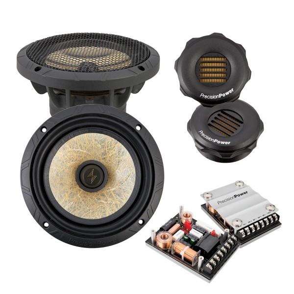 ■USA Audio■最新傑作Precision PowerプレシジョンパワーP.65C2, 16.5cm Max.300W●保証付●税込_画像1