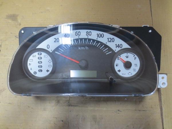 キャロル HB25S スピードメーター 速度計 メーター 85058Km 純正_画像1