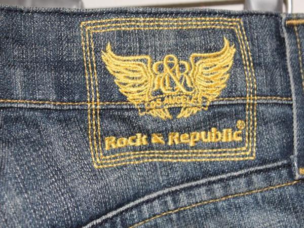 ロック&リパブリック ROCK&REPUBLIC メンズデニムパンツ 29インチ ジーンズ SKHNLCR 新品_画像8