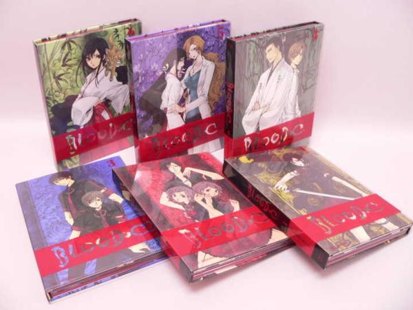 (Blu-ray) BLOOD-C 完全限定版 全6巻セット_画像1