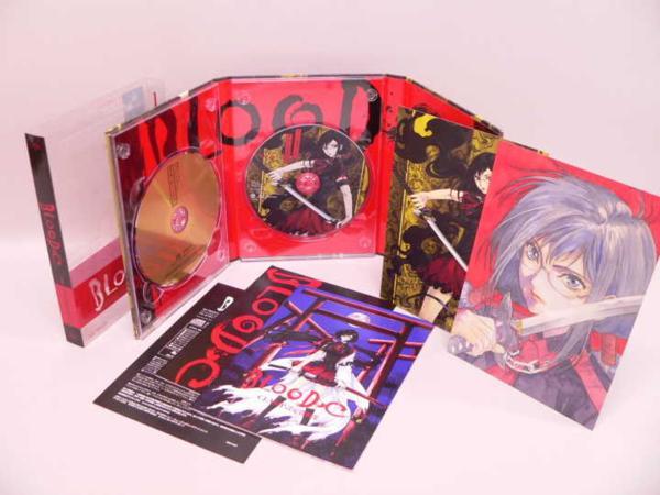 (Blu-ray) BLOOD-C 完全限定版 全6巻セット_画像3