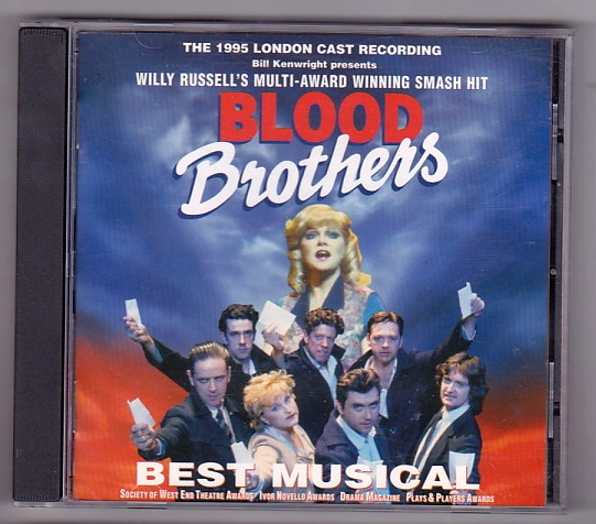 Blood Brothers - The 1995 London Cast Recording_画像1