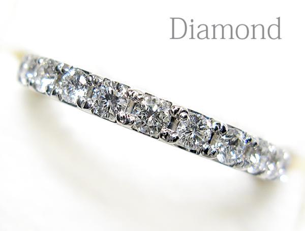 硬質なダイヤの輝きがお手元を飾ります♪