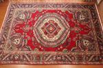 ペルシャ絨毯 タブリーズ産 アンティーク家具 美術品 282