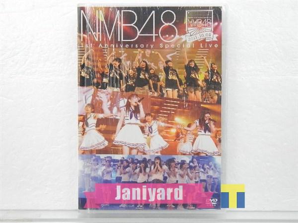 NMB48 DVD 1st Anniversary Special Live 美品 1円