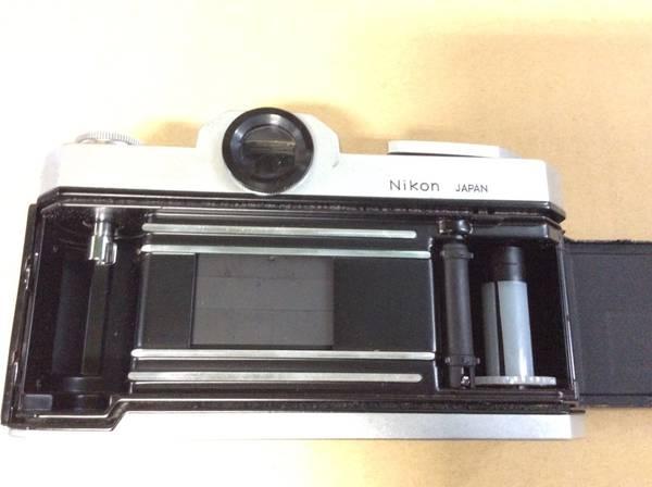 Nikon Nikomat FT MF一眼レフカメラ●ジャンク品_画像7