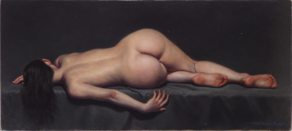 lineシリーズ裸婦の情報