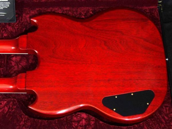 新品「 Gibson Custom Shop 【 Mid 60s EDS-1275 Double Neck VOS Heritage Cherry 2017 】」_画像7