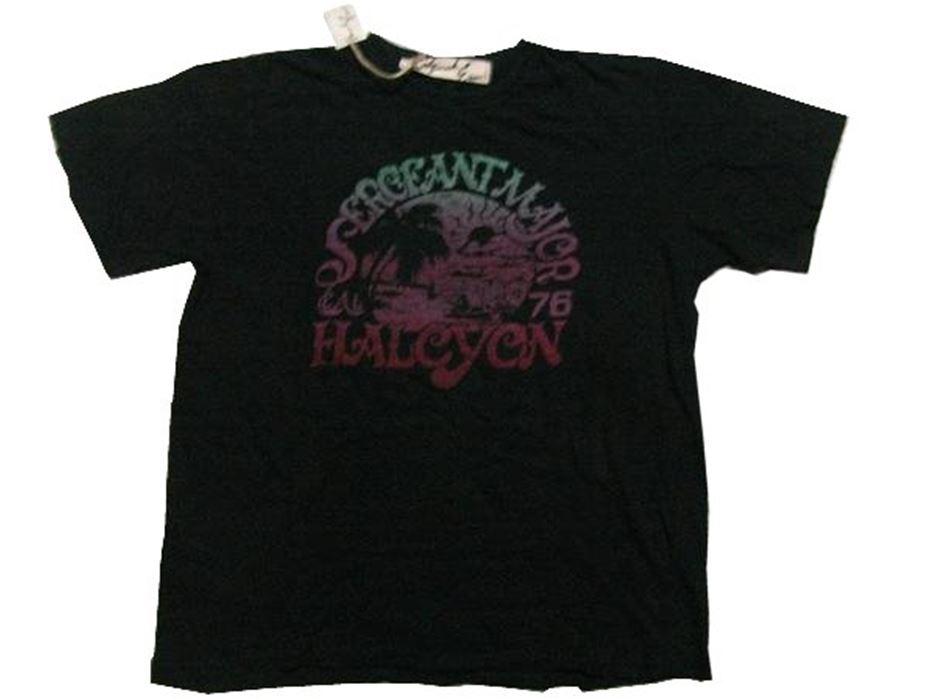 Enoch Eternal メンズ半袖Tシャツ Lサイズ ブラック ヘンプ混 新品_画像1