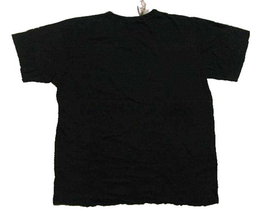 Enoch Eternal メンズ半袖Tシャツ Lサイズ ブラック ヘンプ混 新品_画像3