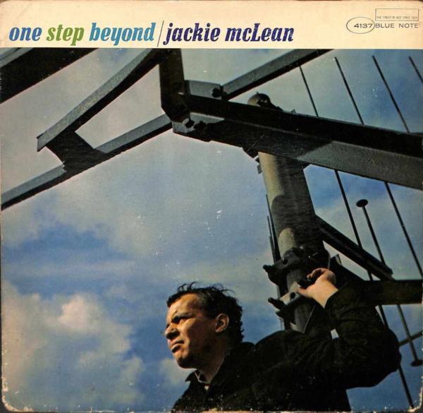 241190 JACKIE McLEAN / One Step Beyond(LP)_画像1