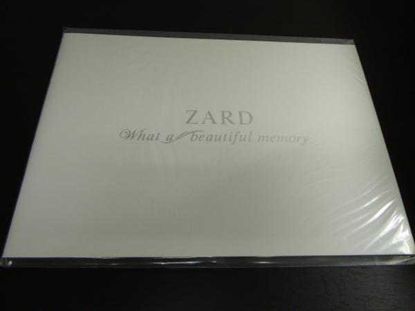 ☆美品 ZARD ザード What a beautiful memory 2007 パンフレット