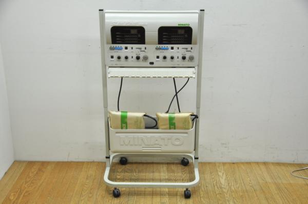 R778☆ミナト医科学☆スリムカイネ/SK-S/低周波治療器/干渉電流型低周波治療器/低周波ほコードなし