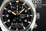 1円起標 - 1円×大量10本英国空軍モデルSEIKOパイロットクロノグラフ10気圧