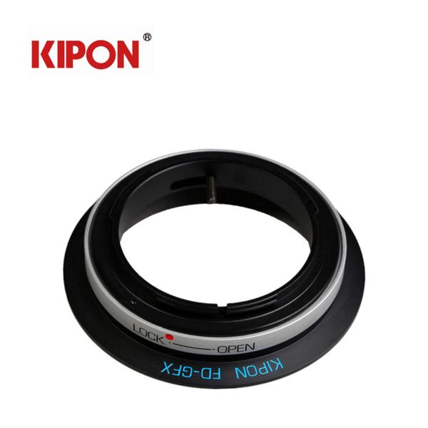 KIPON キャノンCanon FD レンズーFujifilm GFX 50s FD-GFX アダプター