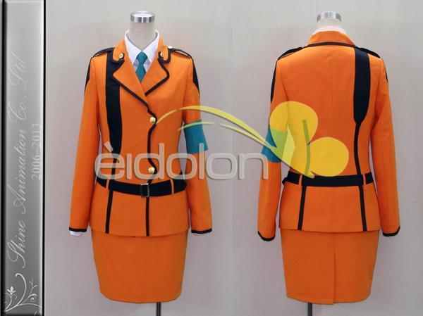 コードギアス反逆のルルーシュ セシル クルーミー コスプレ衣装 グッズの画像