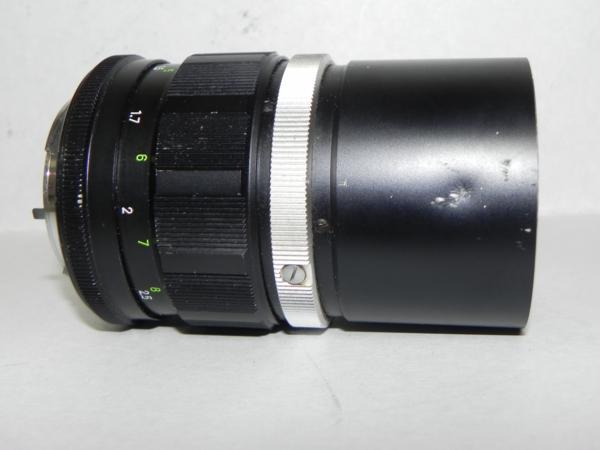*ジャンク品 Minolta MC TELE ROKKOR-PF 135mm/f 2.8*_画像4