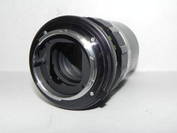 *ジャンク品 Minolta MC TELE ROKKOR-PF 135mm/f 2.8*_画像3