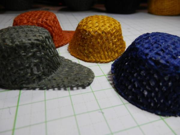 do30ll b ドール帽子  246  5x3cm_画像2