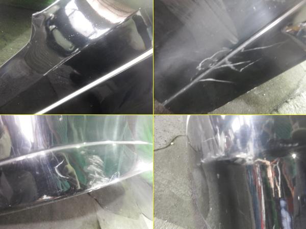 RA6 オデッセイ メーカー不明 社外リアバンパー 売り切り_画像4