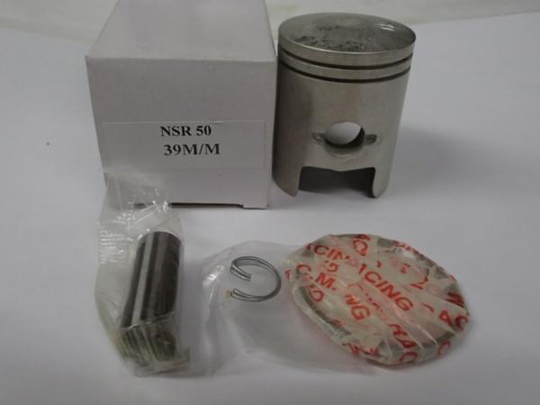 ピストンキットSTD39mm ホンダ NSR50(AC10)/NS-1/CRM/MBX/MTX廃盤 絶版車部品 即決_画像1