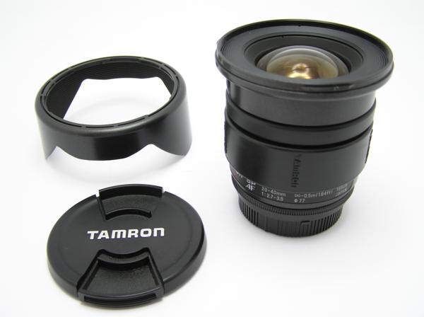 ★ハロ-カメラ★4977 Nikon用 TAMRON SP ASPHERICAL AFレンズ (20-40mm/2.7-3.5 )166DN 難有 動作品 現状