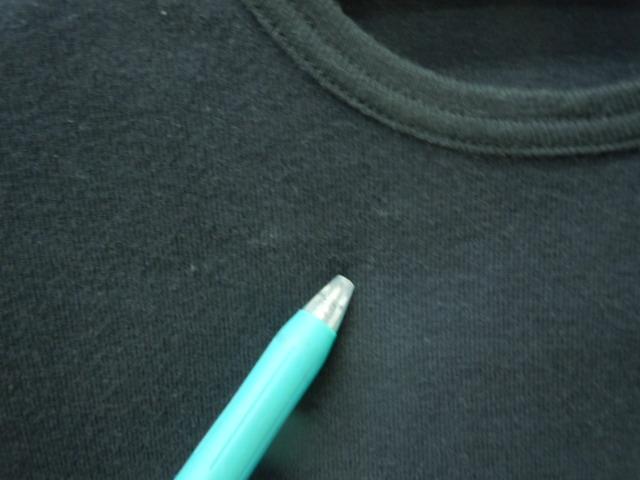 ヒスミニ ヒステリックミニ HYSTERIC MINI 70cm 長袖Tシャツ 黒_画像6