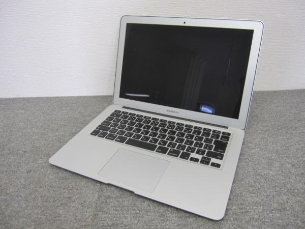 A6236 Apple MacBook Air A1466 13-inch Early 2015 SSD無し 現状品
