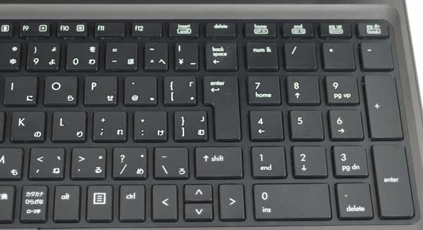 10S8 HP ProBook 6570b Core i5 3210M 4GB 320GB Windows 10 Professional 64bit 高解像度液晶 HD+ 1600x900 WiFi 無線LAN webカメラ 内臓_画像4