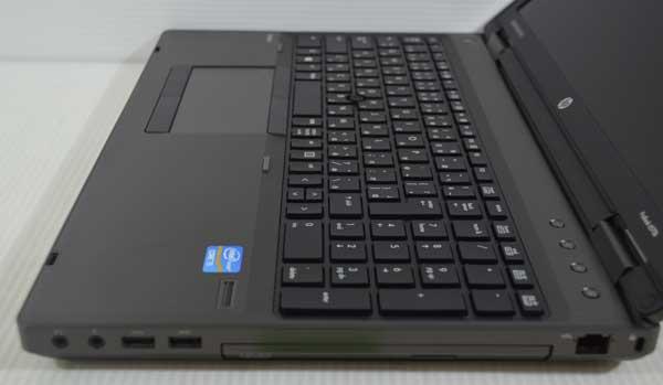 10S8 HP ProBook 6570b Core i5 3210M 4GB 320GB Windows 10 Professional 64bit 高解像度液晶 HD+ 1600x900 WiFi 無線LAN webカメラ 内臓_画像6