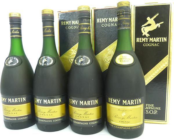 (M8460)コニャック★レミーマルタンV.S.O.P.まとめ★REMY MARTIN V.S.O.P.★700ml★計4点★お酒