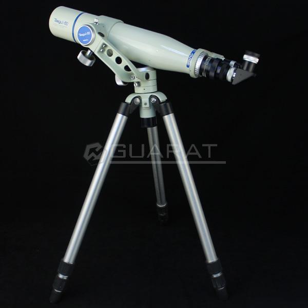 ジャンク タカハシ 望遠鏡 teegul-60 FLUORITE APOCHROMAT D=60mm f=500mm ティーガル60(USED品) 180-D97