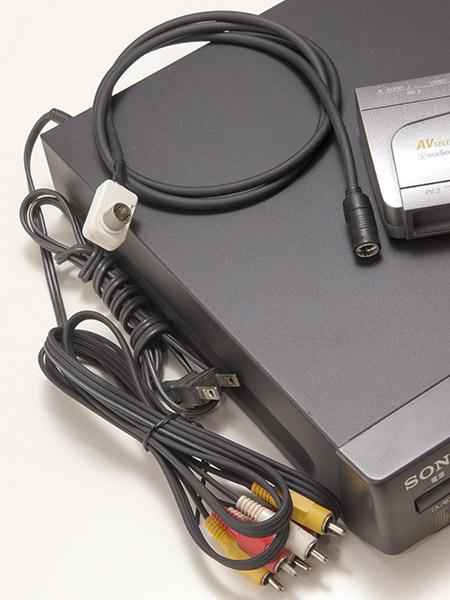ソニー SONY Hi8 EV-PR2 NTSC ビデオデッキ ジャンク品 おまけあり  SMA7103_画像2
