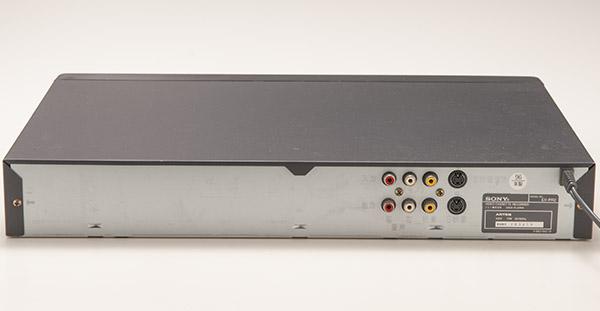 ソニー SONY Hi8 EV-PR2 NTSC ビデオデッキ ジャンク品 おまけあり  SMA7103_画像8