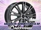 新品[Advanti]17インチアルミホイール PCD100