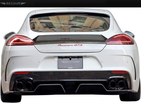 【M's】アーテシャン Porsche 970 後期 パナメーラ エアロ3点_画像5