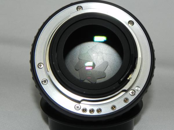 **中古良品 PENTAX-FA 50mm/F 1.4 レンズ*_画像3
