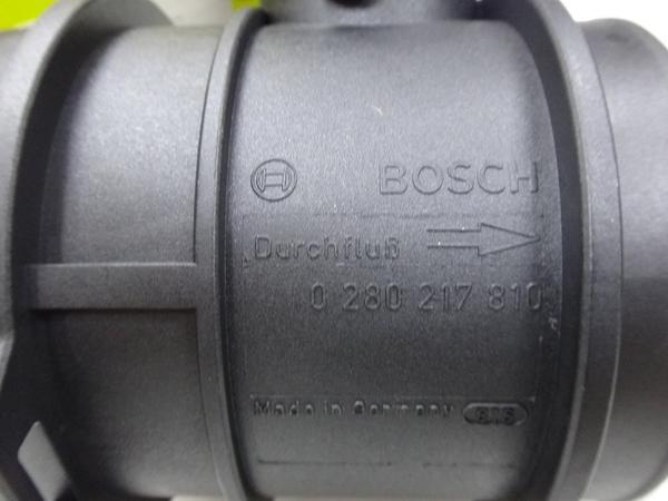 BOSCH エアフロセンサー (M113) W208 W209 R171 113-094-0048_画像2