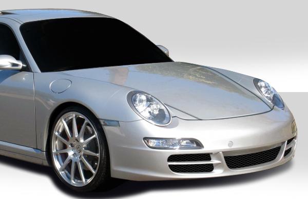 99-04 996/997 DF Carrera フロントコンバージョンキット3点set_画像1