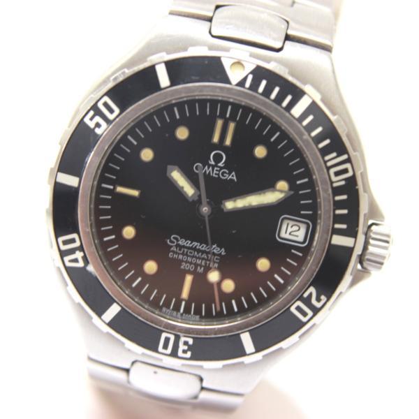 オメガ 368.1062 200m シーマスター メンズ腕時計 SS_画像2