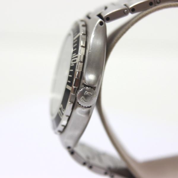 オメガ 368.1062 200m シーマスター メンズ腕時計 SS_画像3