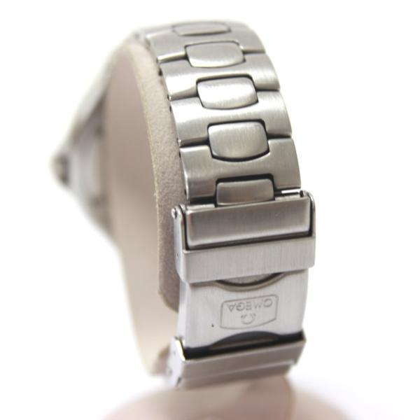 オメガ 368.1062 200m シーマスター メンズ腕時計 SS_画像4