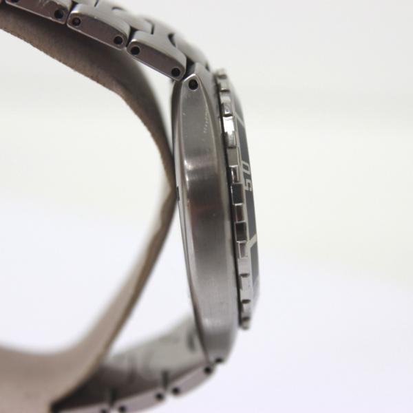 オメガ 368.1062 200m シーマスター メンズ腕時計 SS_画像5