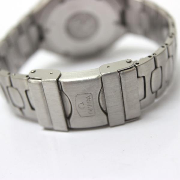 オメガ 368.1062 200m シーマスター メンズ腕時計 SS_画像7