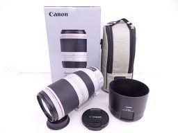 美品 CANON/キヤノン 超望遠ズームレンズ EF 100-400mm F4.5-5.6L IS II USM 元箱付 ◆ 4E185-8