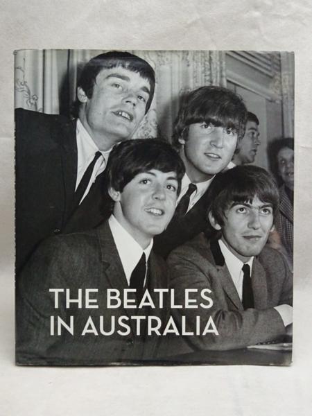 ビートルズ写真集「BEATLES IN AUSTRALIA」